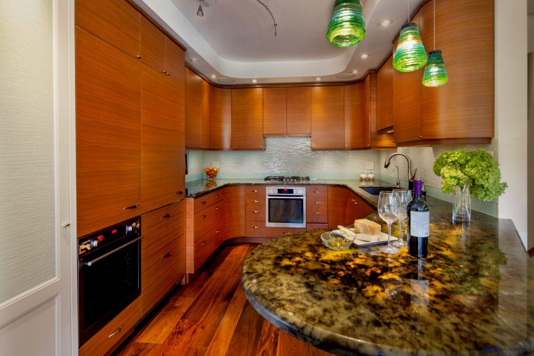 Kew Beach House Condominium Kitchen