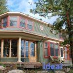The Ideal Environment Portfolio - Cottage Design Exterior View