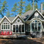 The Ideal Environment Portfolio - Cottage Design Lakeside View