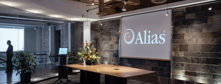 Alias Visualization Studio