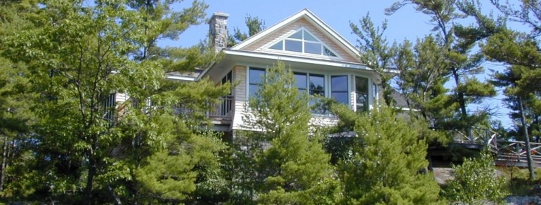 Georgian Bay Island Cottage 1