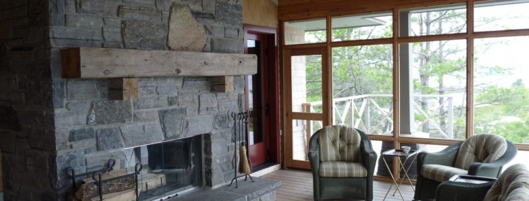 Georgian Bay Island Cottage 3