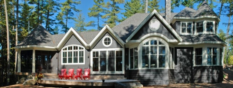 Kennisis Lake Cottage 1