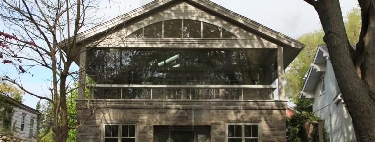 Neville Park Renovation