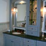 Lake Wilcox Residence Bathroom