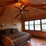 Muldrew Lake Cottage Bedroom