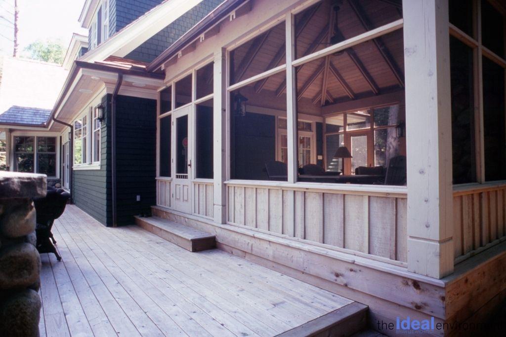 Bigwin Island Cottage Detail