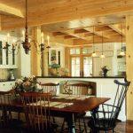 Bigwin Island Cottage Dining Room 2