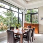 Midland Bay Cottage Dining Room