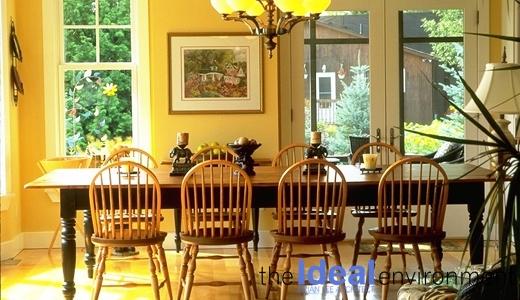 Balsam Lake Cottage 1 Dining Room