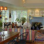 Elmville Residence Dining and Living Room