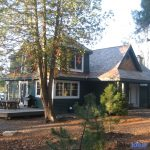 Lake Joseph Cottage Addition Exterior View 2