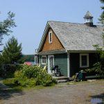 Lake Joseph Cottage Addition Exterior View