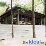 Lake Rosseau Cottage Exterior View