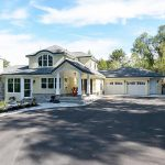 Chemong Lake Country Home Exterior View
