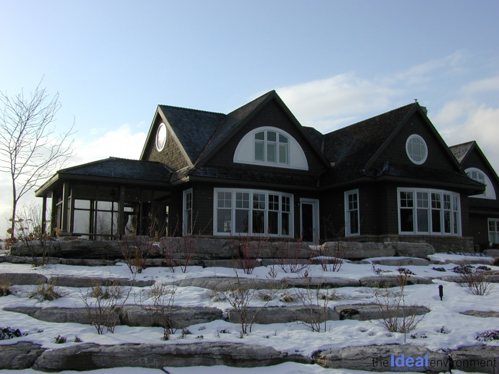 Balsam Lake Cottage 1 Exterior View 3