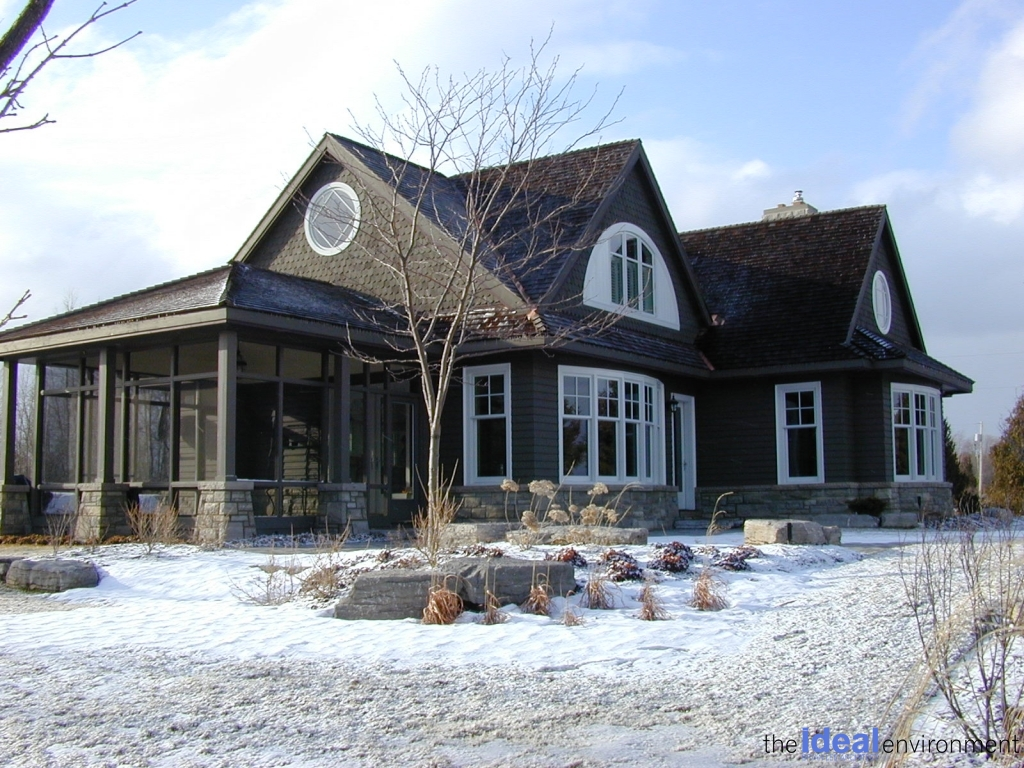 Balsam Lake Cottage 1 Exterior View 4
