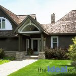 Balsam Lake Cottage 1 Front View