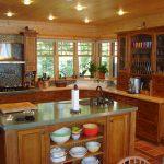Kennisis Lake Cottage 3 Kitchen
