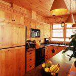 Lake Rosseau Cottage Kitchen
