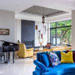 Midland Bay Cottage Living Room