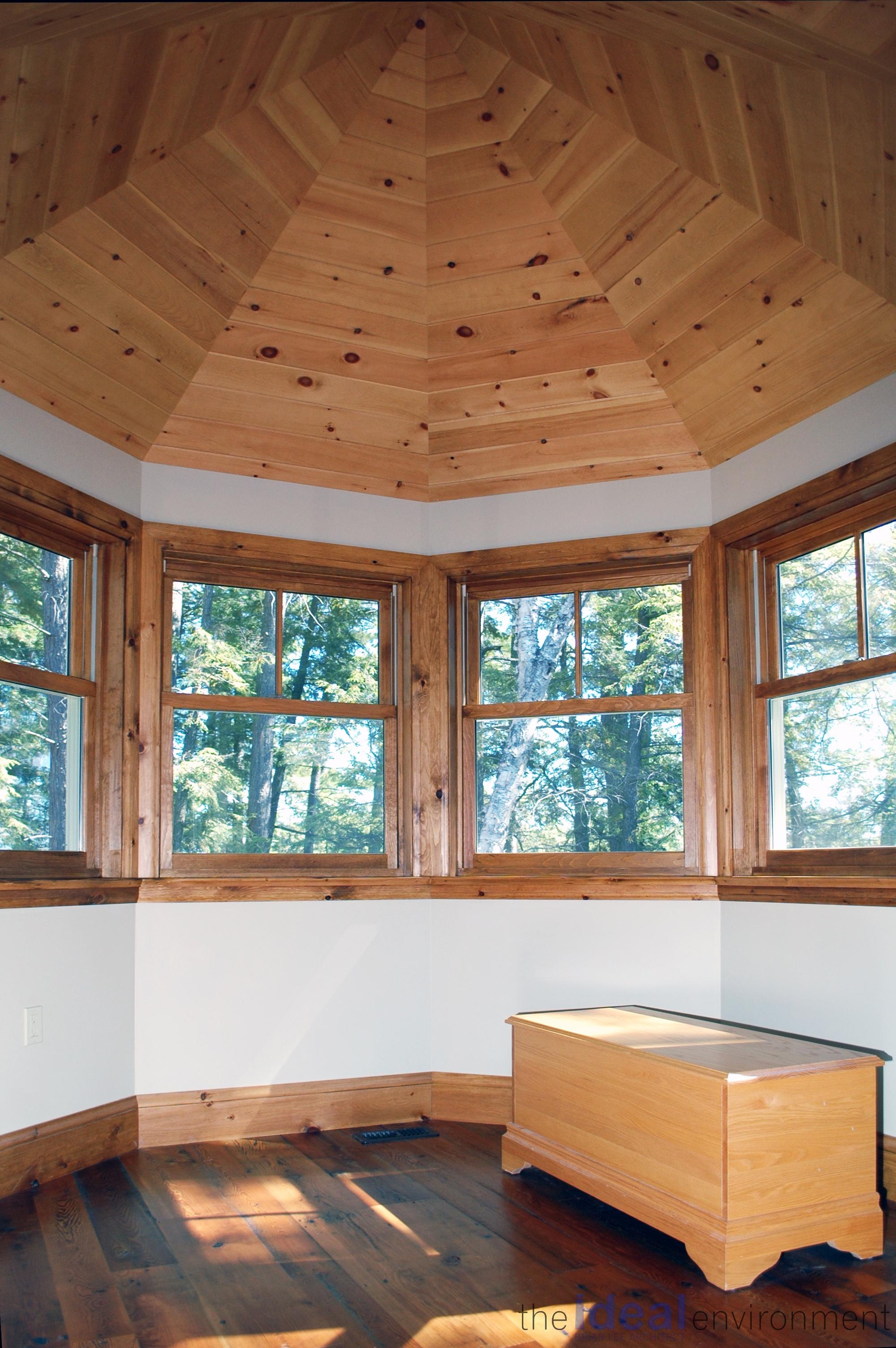 Kennisis Lake Cottage 1 Master Bedroom 3