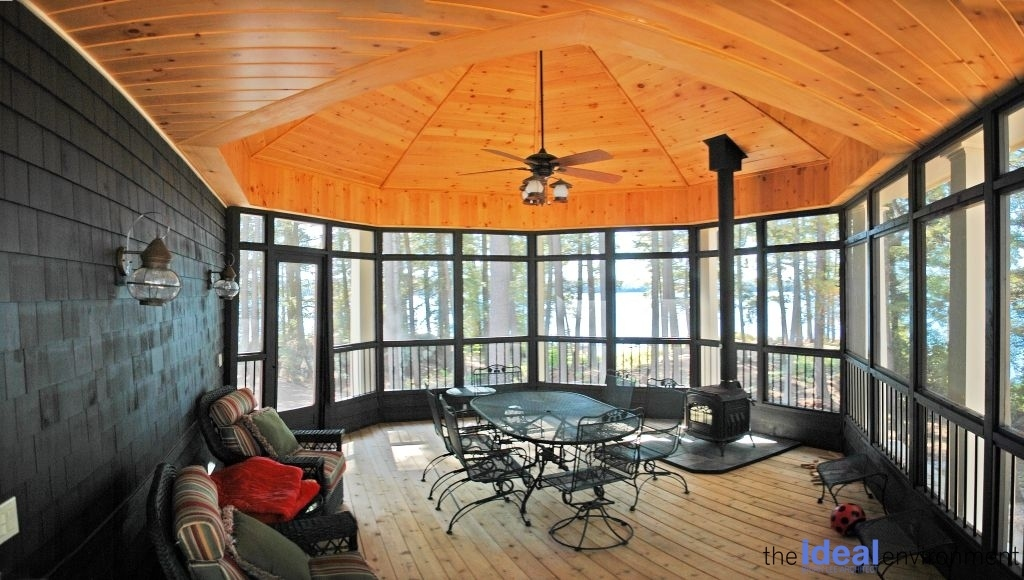 Kennisis Lake Cottage 1 Outdoor Space
