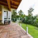 Chemong Lake Country Home Patio