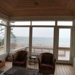 Tiny Beaches Cottage 2 Porch
