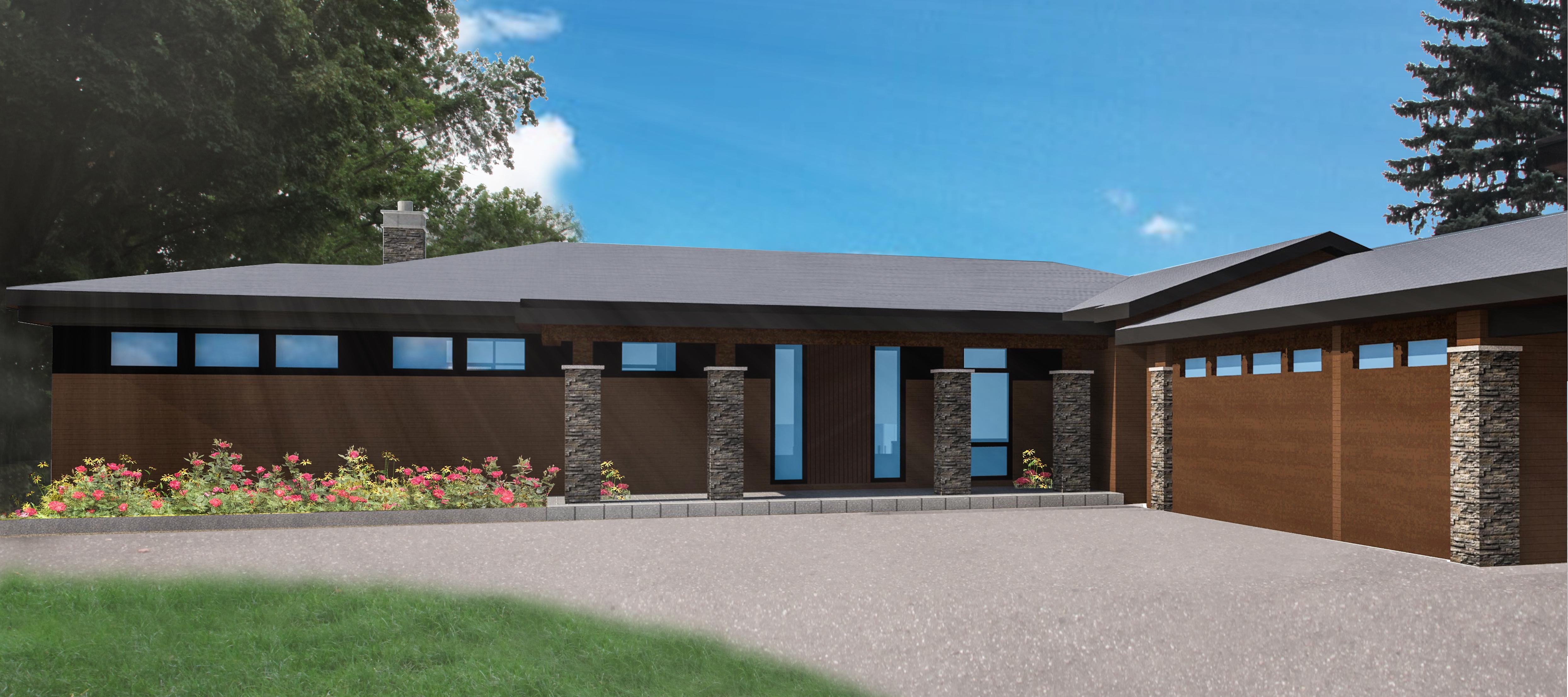 Midland Bay Cottage Rendering 1