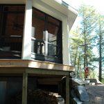 Kennisis Lake Cottage 1 Screen Porch Detail