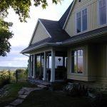 Elmville Residence Side Exterior View