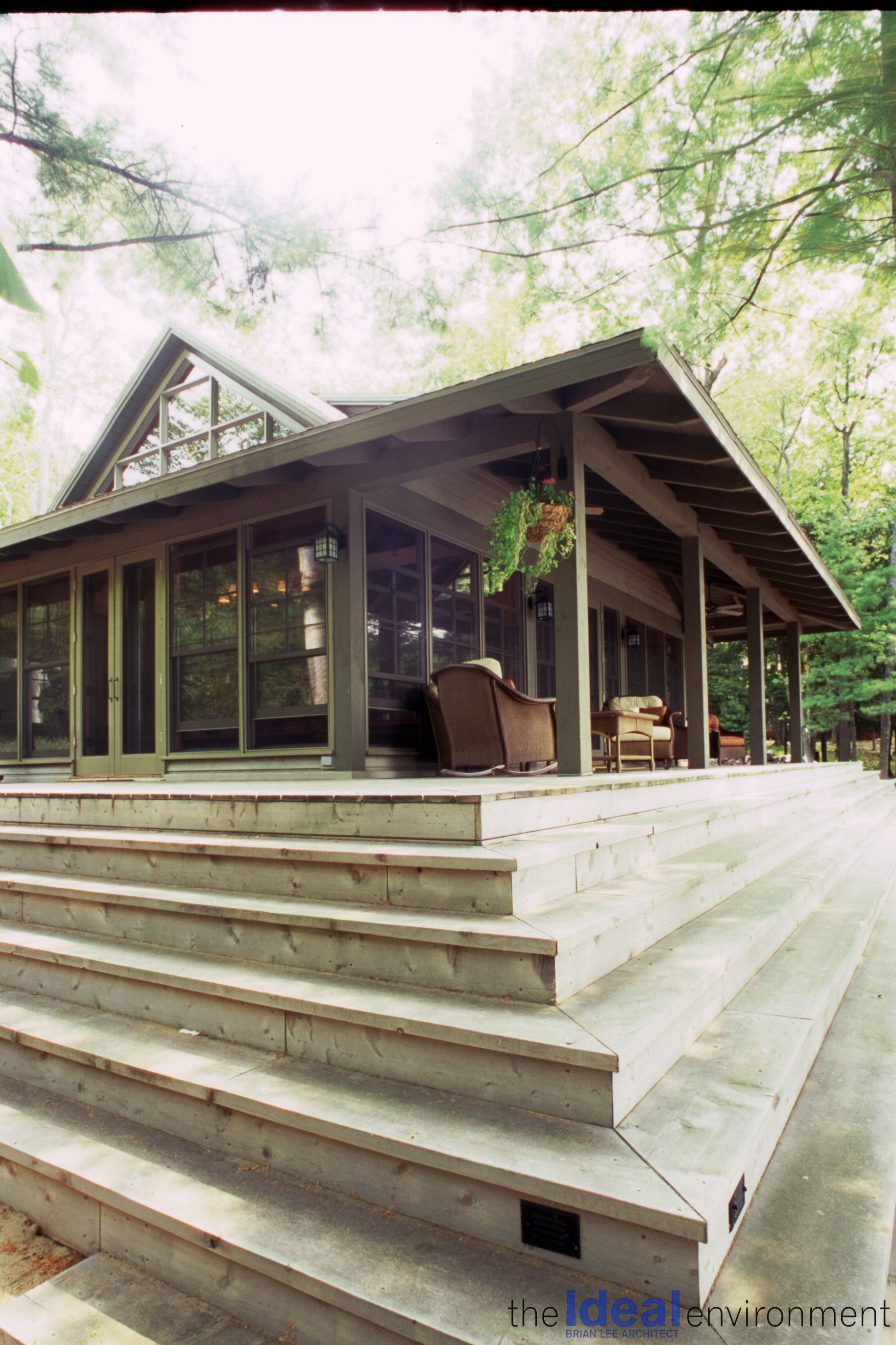 Lake Rosseau Cottage Exterior View 3