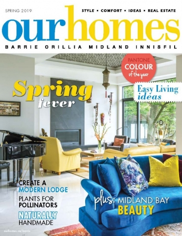 Midland Cottage - Our Homes Feature Cover
