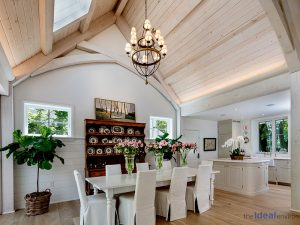 The Ideal Environment - Dining Area Design