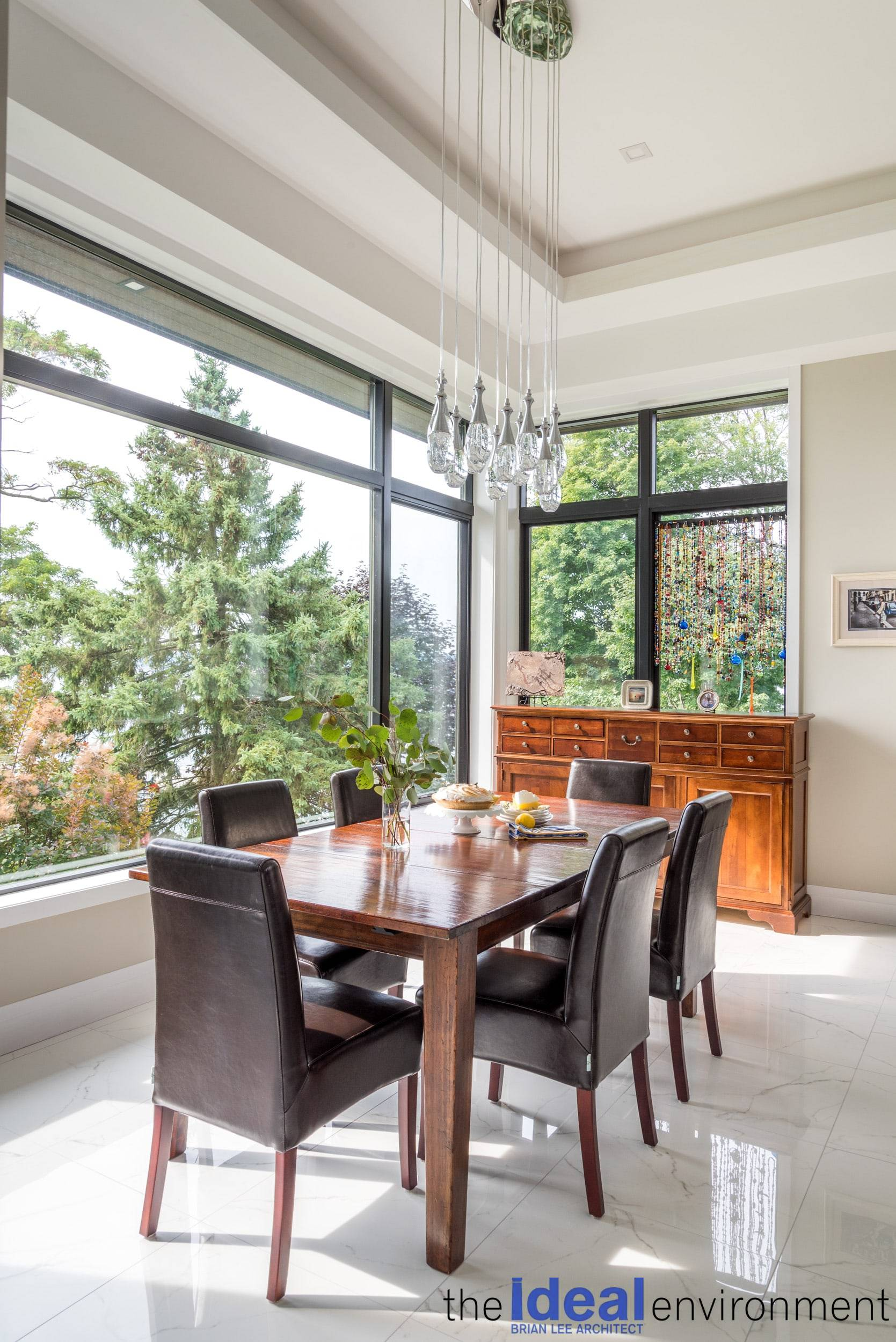 The Ideal Environment - Dining Room Design