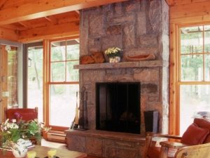 The Ideal Environment - Fireplace Design