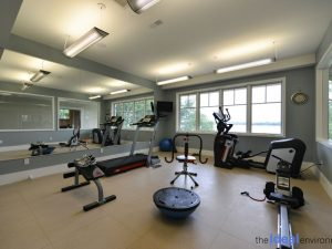 The Ideal Environment - Gym Design
