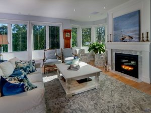 The Ideal Environment - Living Room Design