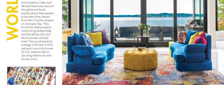 Midland Bay Cottage: Our Homes Magazine Feature