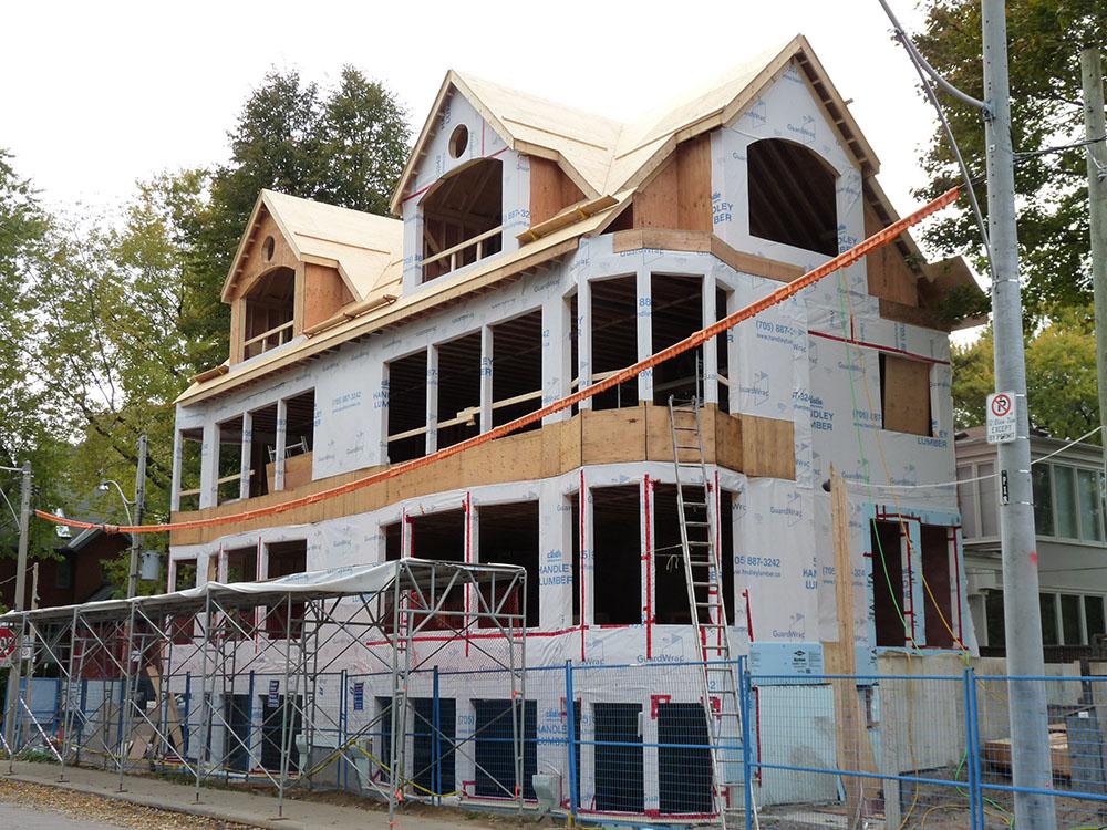 Kew Beachouse Condominium Week 16 Progress