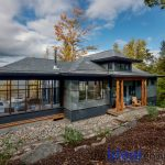 The Ideal Environment Portfolio - Eagle Wings Elevation Screened Porch