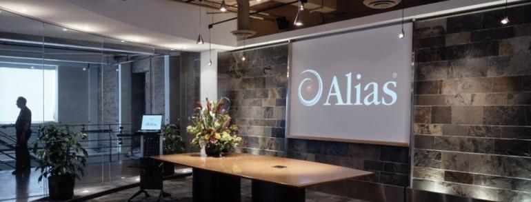 Alias Visualization Studio