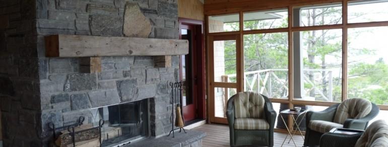 Georgian Bay Island Cottage 3