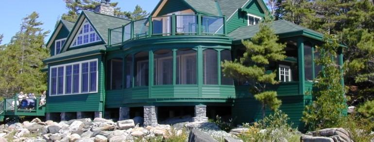 Georgian Bay Island Cottage 2